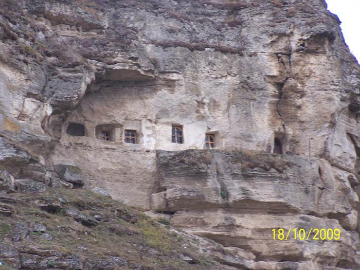 Скальный монастырь Оргеев